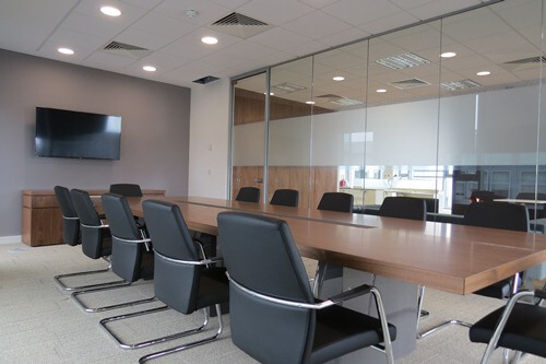 All Systems furniture and fittings fitout