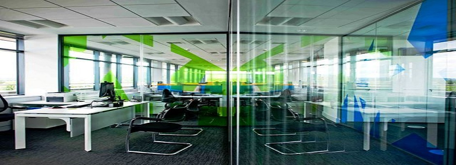 Office partitions office fit out companies ireland for Office fit out companies