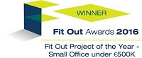 Fitout Awards 2016 Winner