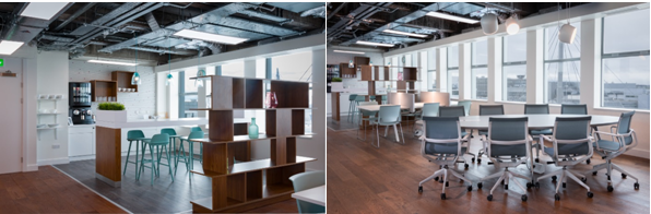 commercial office fit outs