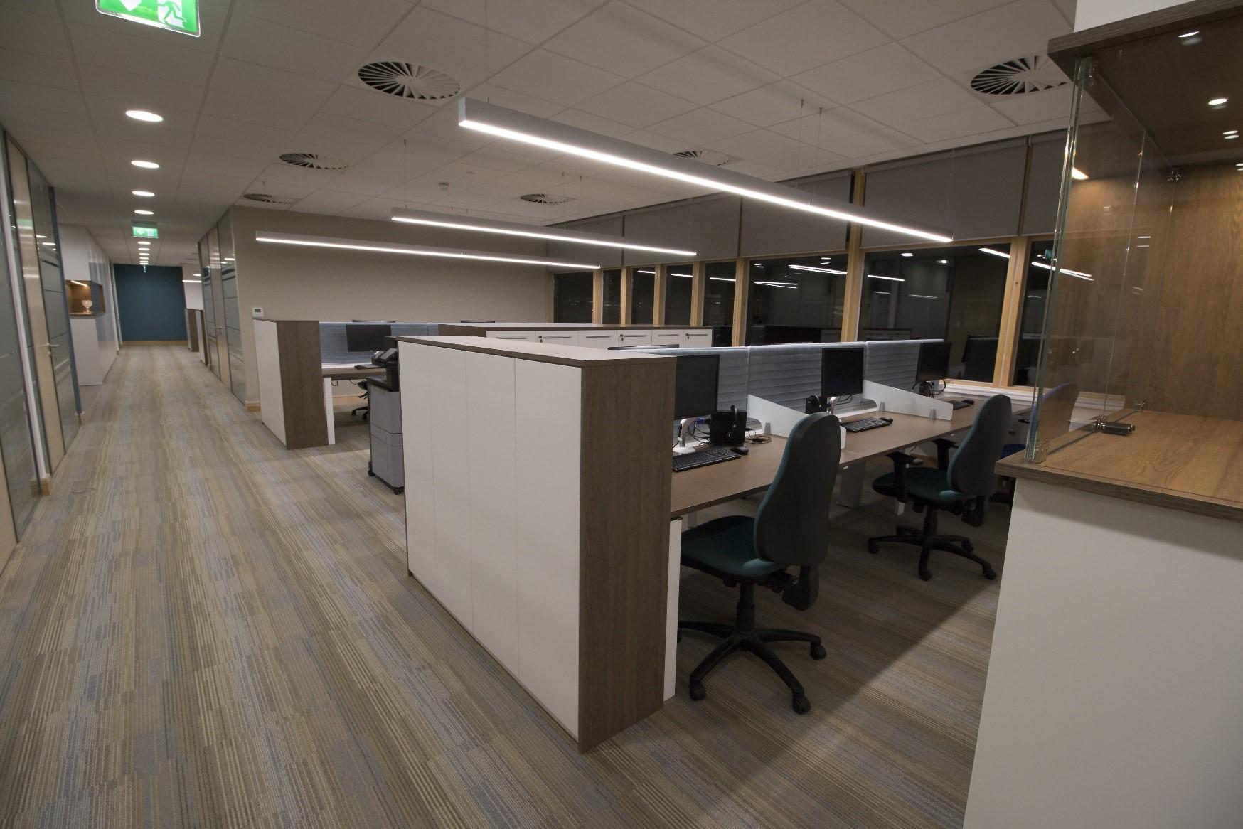 office fitout Dublin