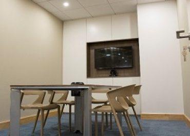 office refurbishment contractors